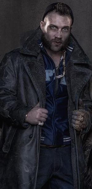That moment when Captain Boomerang is the first Rogue to get his own movie :P.