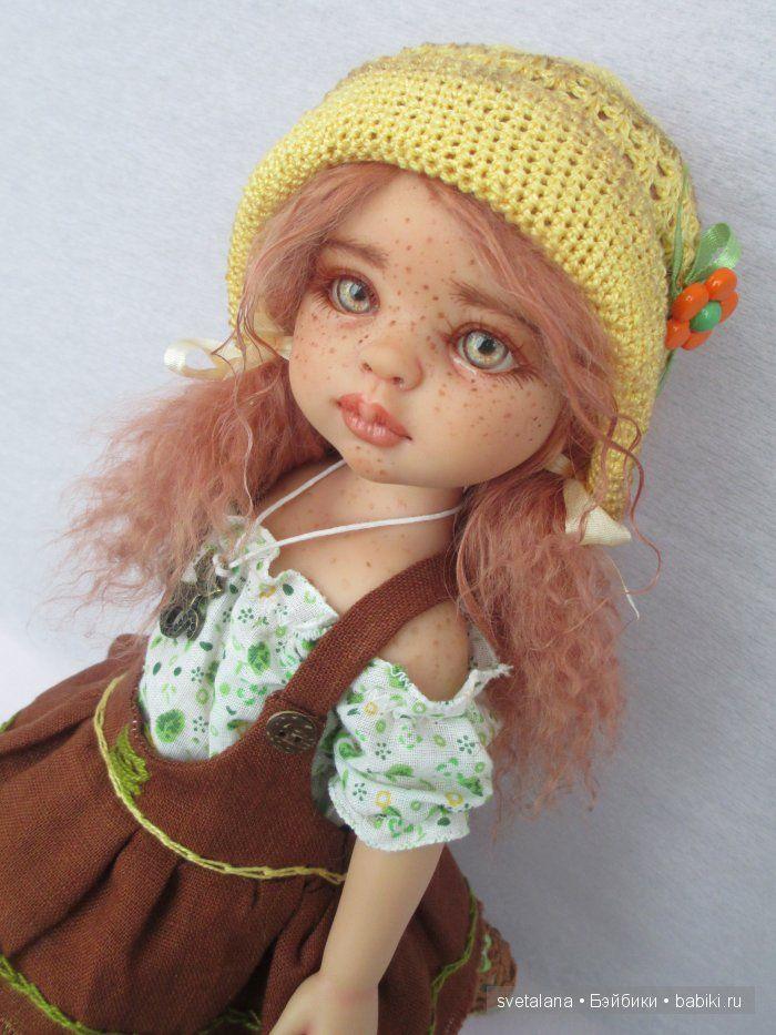 Vasilina. OOAK dolls Paola Reina / Paola Reina, Antonio Juan dolls and other Spanish / Beybiki. Dolls photo. Clothing for dolls