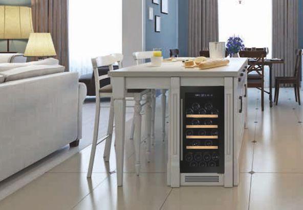 les 25 meilleures id es de la cat gorie cave vin encastrable sur pinterest r frig rateur. Black Bedroom Furniture Sets. Home Design Ideas