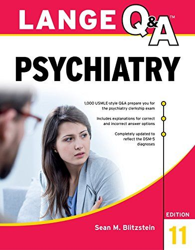 10 best usmle step 3 images on pinterest blog 1 and amazon lange qa psychiatry 11th edition fandeluxe Gallery