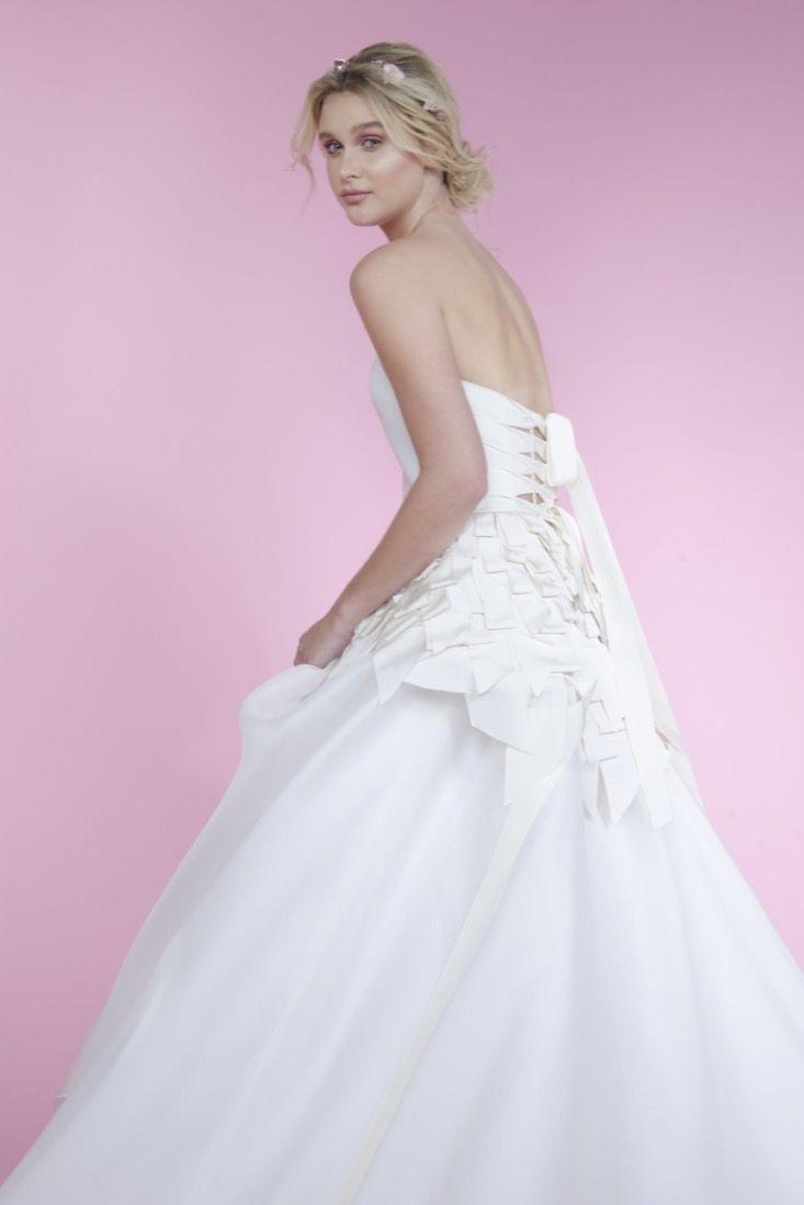 Hermosa Vestidos De Novia Alabama Patrón - Colección de Vestidos de ...