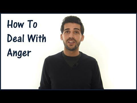 How To Deal With Anger - Help With Anger Management - YouTube