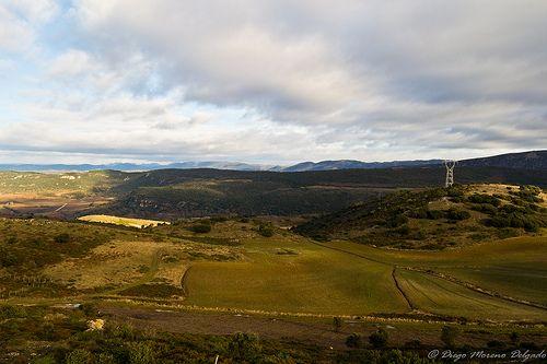 Camino al norte de Burgos - On the way to the north of Burgos