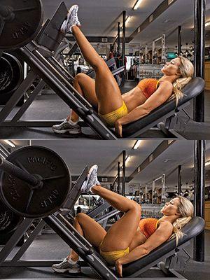 3 Workouts for a Better Bikini Butt | Muscle & Fitness