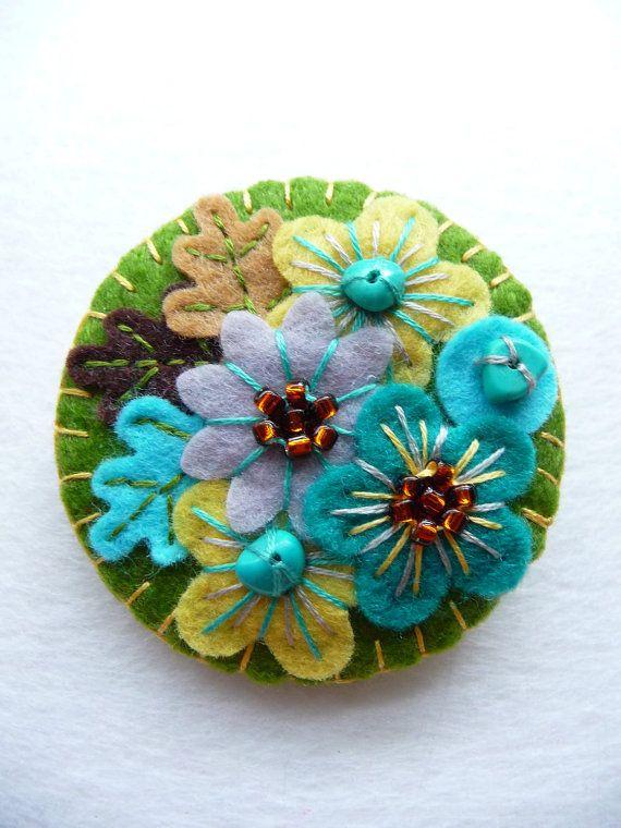 FB063   Japanese Art Inspired Handmade Mini by designedbybettyshek