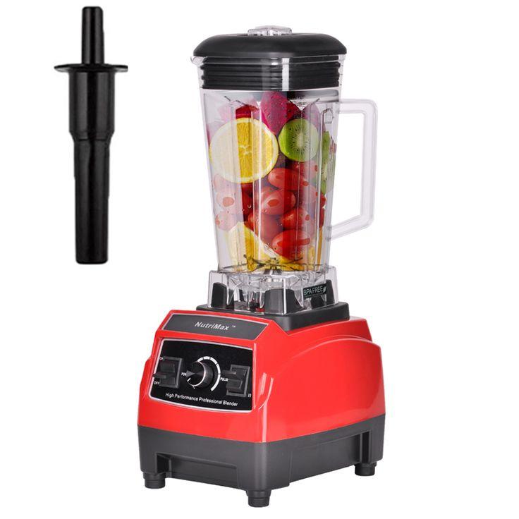 3HP 2200W BPA FREE 2L <b>commercial</b> grade home <b>professional</b> ...