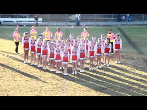 AWESOME CHEER ROUTINE 2011 Pace Juniors Cheer Competition - YouTube