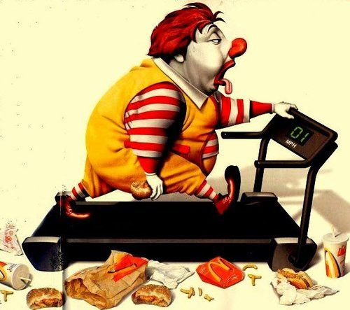funny fitness inspiration motivation diet food
