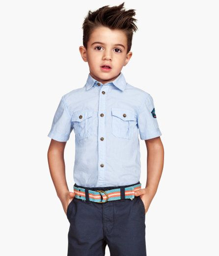 H&M boys style