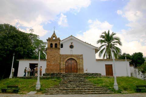 La emblemática capilla de San Antonio.