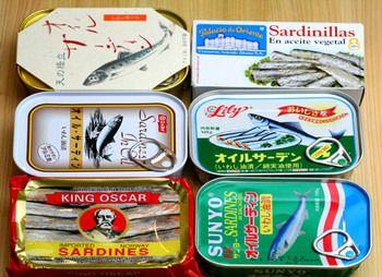 手軽におしゃれな一品を♪【オイルサーディン】の缶詰を使ったレシピ   キナリノ