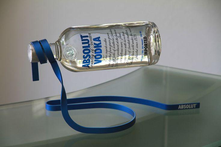 Absolut vodka Forum :: Absolut bottle glorifiers and pedestals