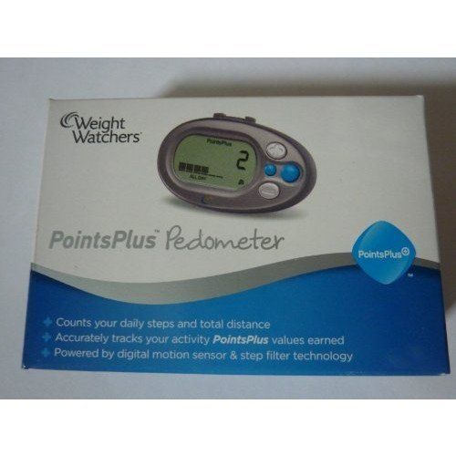 Weight Watchers Points Plus New 2011 Pedometer with Motion Sensor