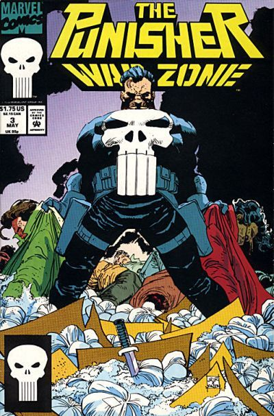 Best Book Cover Zone : Best images about punisher limited series specials on