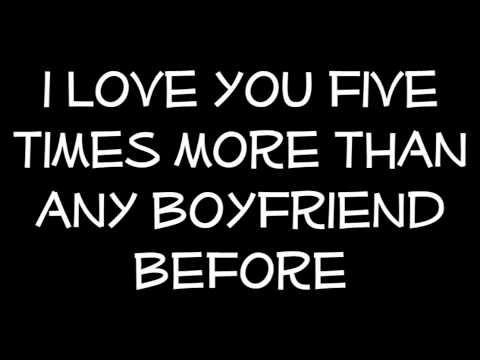 Never Shout Never - I Love You 5 Lyrics
