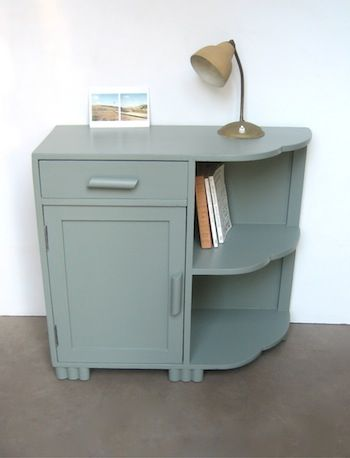 Table de nuit rétro - meubs #meuble #vintage