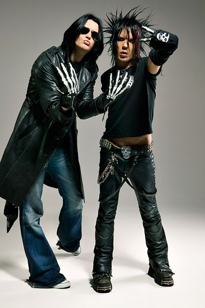 Jyrki and Jussi