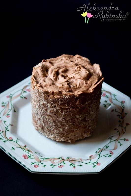 """Przepisy Aleksandry: TORT """"ROZPACZ WIEWIÓRKI"""" (hazelnut praline and chocolate cake)"""