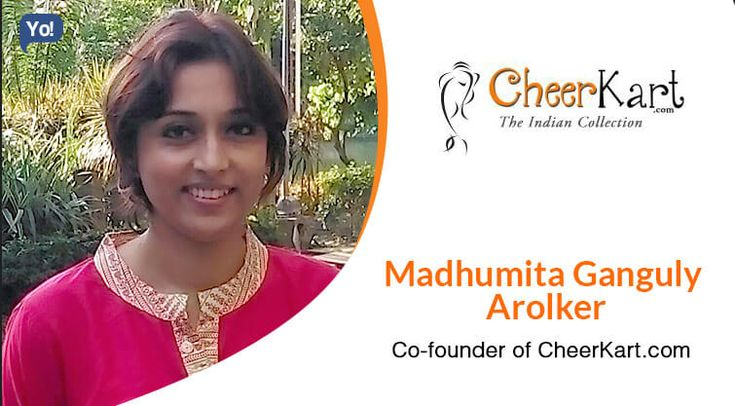 Interview with Madhumita Ganguly, CEO of CheerKart. Read about this invaluable startup who makes handmade and traditional Indian items available