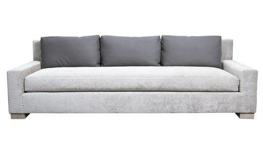 Morgan Sofa  Contemporary, Upholstery  Fabric, Sofas  Sectional by Huniford