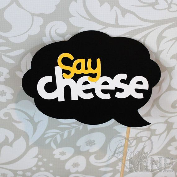 say cheese photo booth