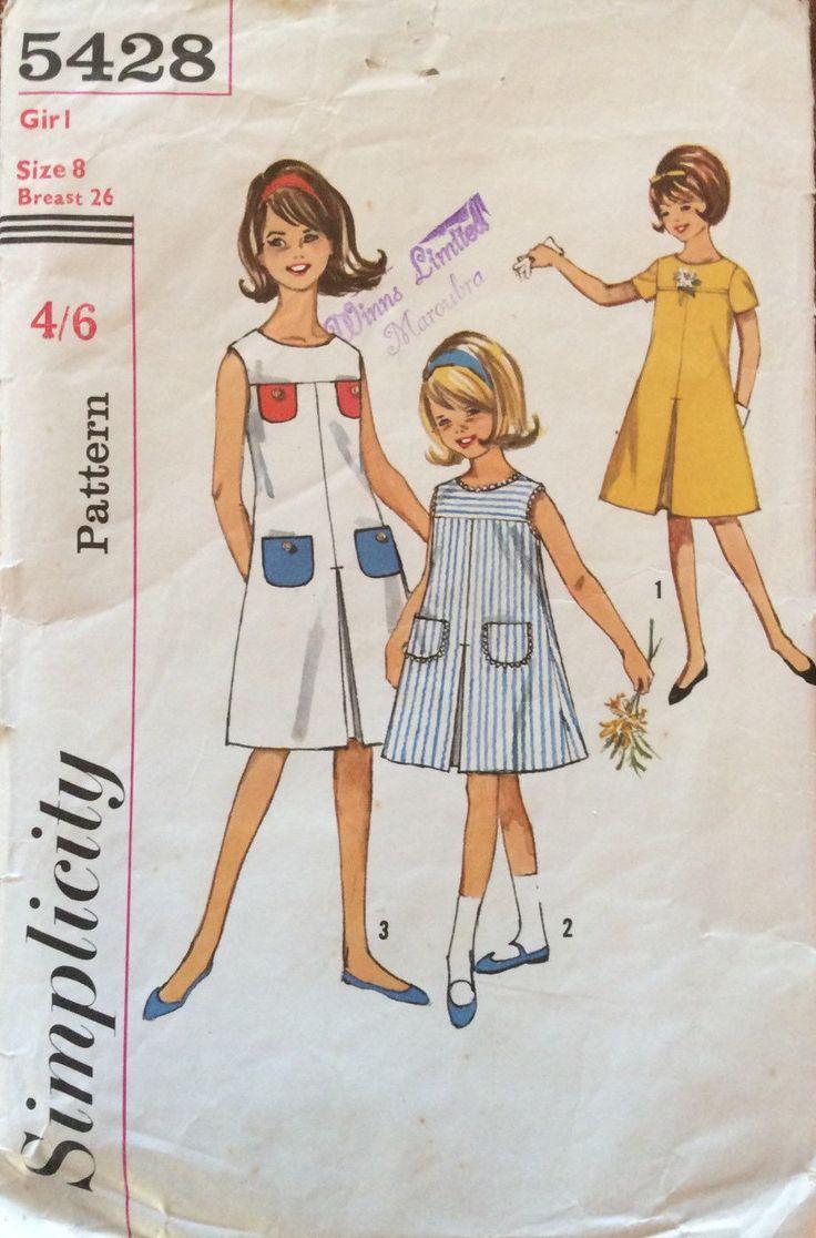 309 besten 101 Vintage Patterns on etsy Bilder auf Pinterest ...