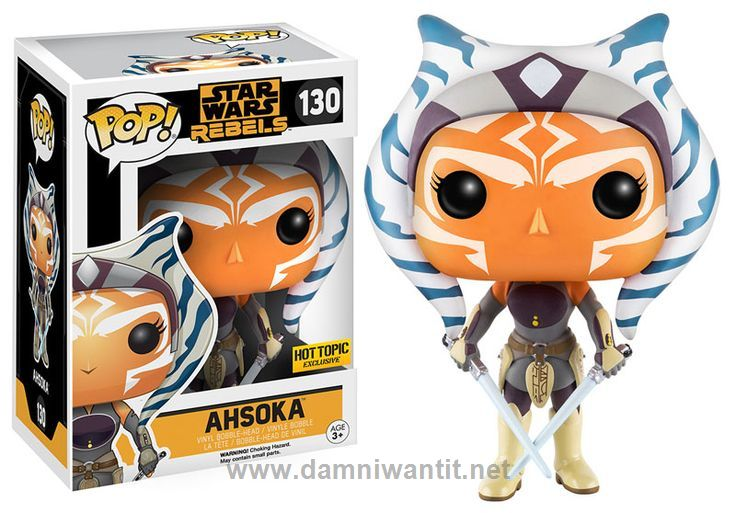 Coming Soon from Funko: Star Wars Rebels Pop!s! | Smuggler's Bounty