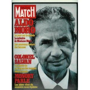 Paris Match - n°1512 - 19/05/1978 - Aldo Moro : la peur sur le monde [magazine mis en vente par Presse-Mémoire]