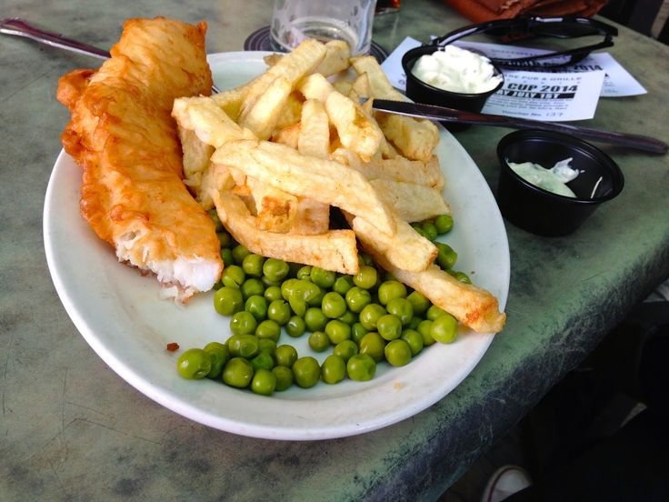 Authentic Fish n Chips in San Diego at the Shakespeare Pub & Grille