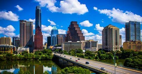 Pin by Chaelin  on TEXAS | Austin tx, Veteran jobs, City