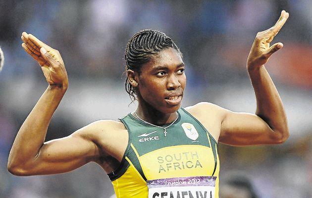 Caster Semenya Gender Results - South African Runner is a Hermaphrodite