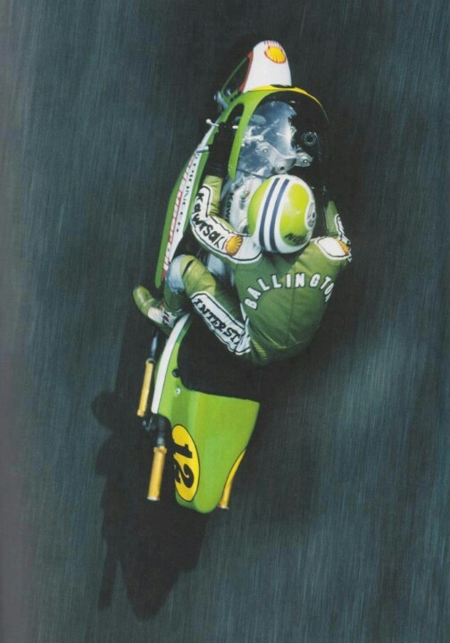 500cc GP/MotoGP. Kork Ballington Kawasaki