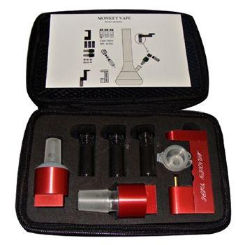 Ez Vapure is the best standard smoking vaporizers for sale and standard vaporizer accessories online retail store offers Monkey Vape Red Vaporizer.