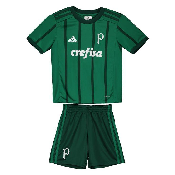 Mini Kit Adidas Palmeiras I 2017 Infantil Somente na FutFanatics você compra agora Mini Kit Adidas Palmeiras I 2017 Infantil por apenas R$ 249.90. Palmeiras. Por apenas 249.90