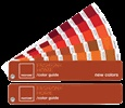 Tangerine tango, pantone color of the year...possible guest bedroom color?