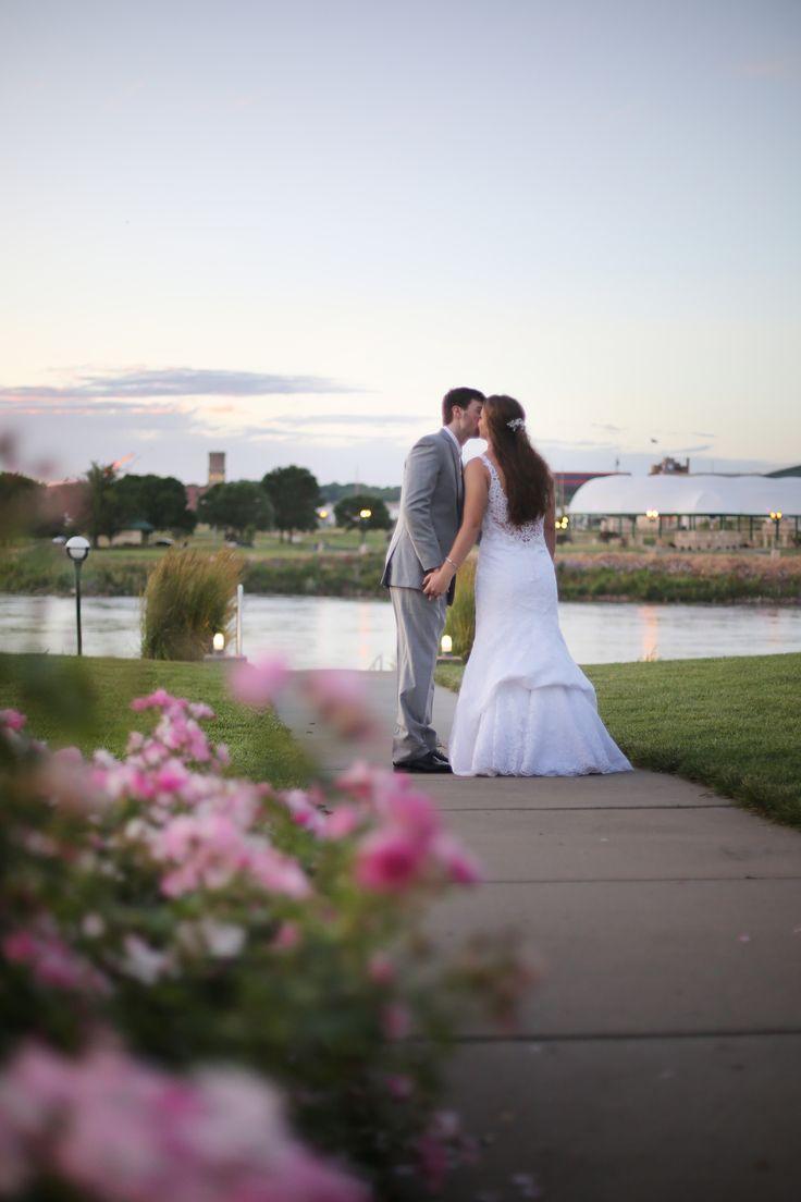 Marina Inn South Sioux City wedding