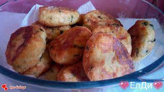 Готвенето всъщност е ЛЮБОВ: Картофени кюфтета (втори вид)