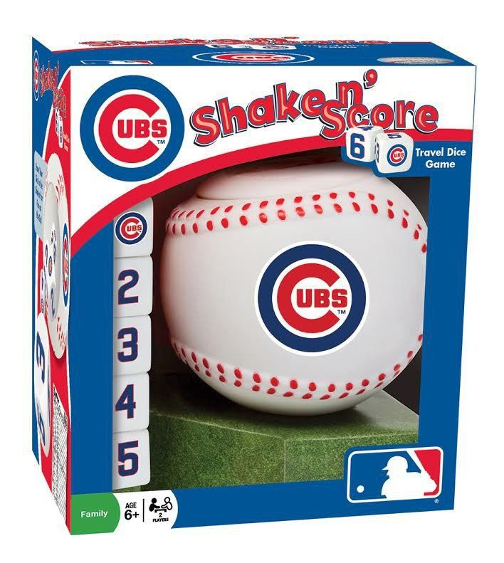 Chicago Cubs Shake N' Score Game