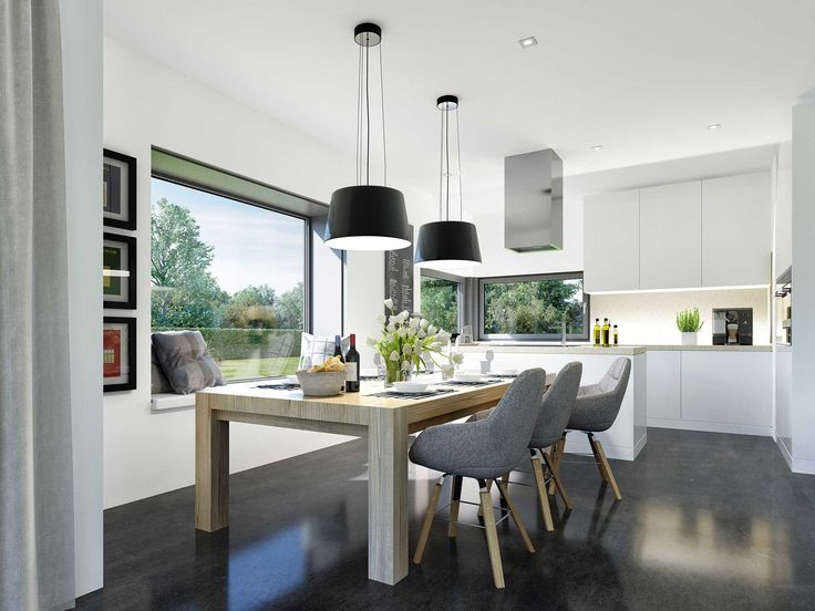 16 best Designing images on Pinterest | Modern homes, Modern houses ...