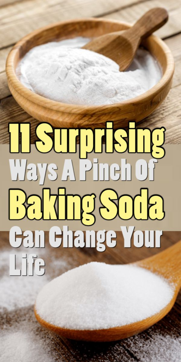 11 Surprising Ways A Pinch Of Baking Soda Can Change Your Life