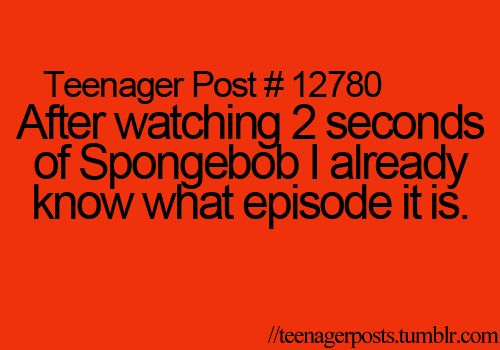 Spongebob and a few other shows I can think of