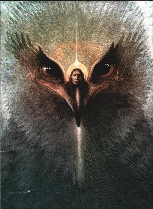 ♥ Red Tail Hawk~~~ Spirit Animal Totem