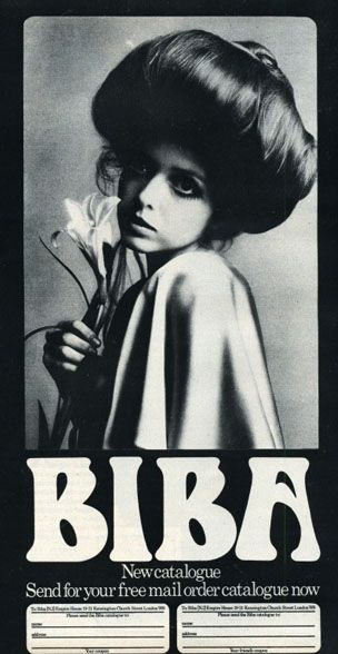 Biba campaign.
