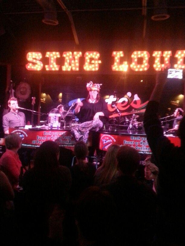November 5th: Pete's Piano Bar