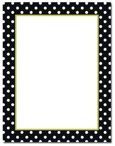 8 best polka dot paper images on Pinterest Polka dot paper - dot paper template