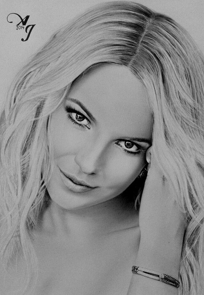 Britney Spears by Aleksandar Ilic