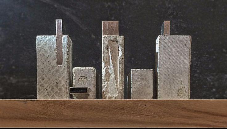 Флешка из бетона