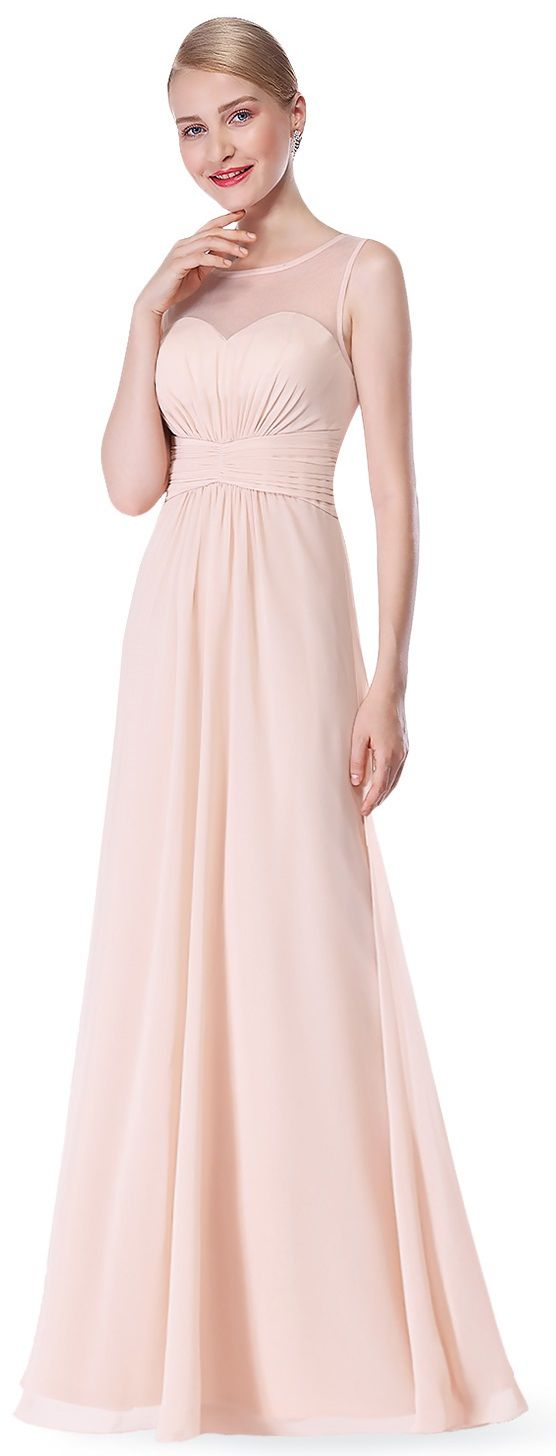 141 best blush pale pink bridesmaid dresses images on pinterest rebecca mesh sleeveless bridesmaid dress in 8 colours ombrellifo Gallery