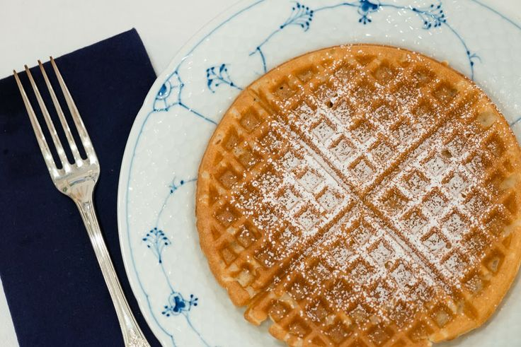 Our Gluten Free Family: Waffles-Gluten Free, Dairy Free and Delicious