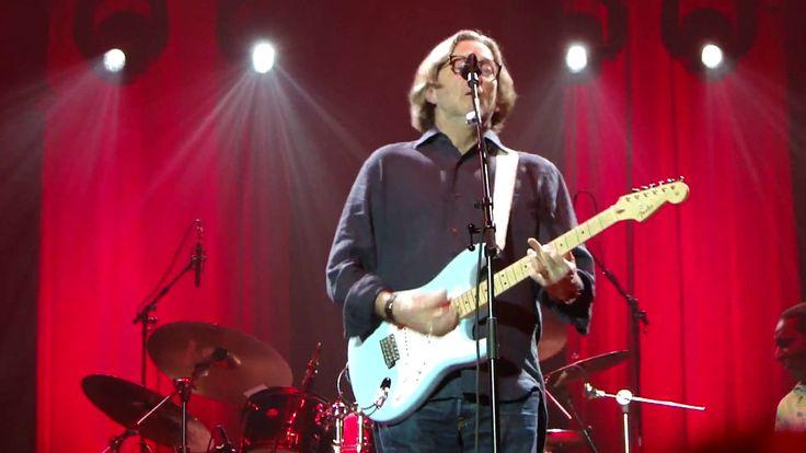 "Eric Clapton ""I Shot the Sheriff"" Live, best version? O2 Arena, London 1..."